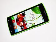 Смартфон  Samsung (4.6,  2 ядра,  Android 4,  4Гб,  камера 5МП,  Green)