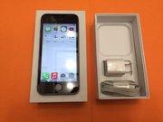 Iphone 5s 32Gb Black Neverlock + подарок Линзы
